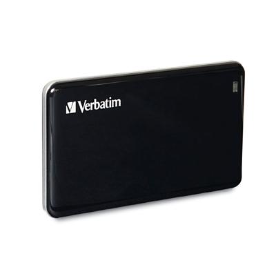 Verbatim 47623: StoreNGo Ext SSD Drive Black 256GB from Am-Dig