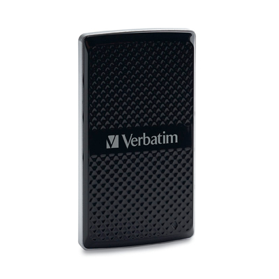 Verbatim 47681: StoreNGo Vx450 Ext SSD Drive 256GB from Am-Dig