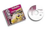 Verbatim 94520 DVD+RW 4.7GB 4x In Jewel Case from Am-Dig