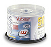 Verbatim 94523 CD-R 80min 52x CD-R 50 Spindle from Am-Dig
