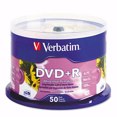 Verbatim 95152 CD-R 700MB 52x- 30 pk Spindle  from Am-Dig
