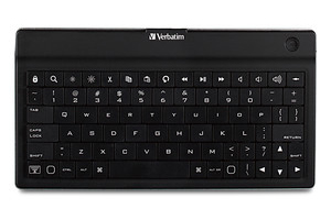 Verbatim 97753: Bluetooth Slim Mobile Keyboard BLK from Am-Dig
