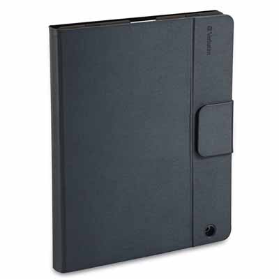 Verbatim 98021 Folio Slim Keyboard Case iPad 2/3/4 from Am-Dig