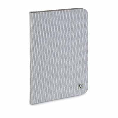 Verbatim 98101: Pebble Grey Folio iPad Mini Case from Am-Dig