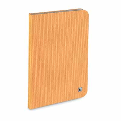Verbatim 98102: Orange Folio Case for iPad Mini from Am-Dig