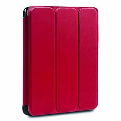 Verbatim 98408: Red Folio Flex Case for iPad Air from Am-Dig
