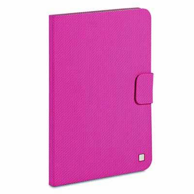 Verbatim 98415: Bubblegum Pink Folio iPad Air Case from Am-Dig