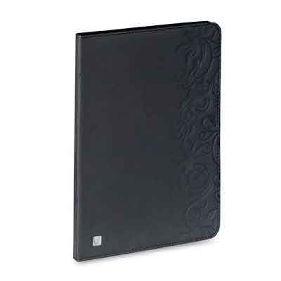 Verbatim 98526: Floral Mocha Folio iPad Air Case from Am-Dig