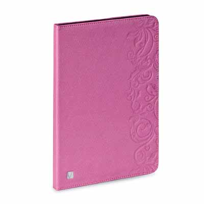 Verbatim 98406: Pink Folio Flex Case for iPad Air from Am-Dig