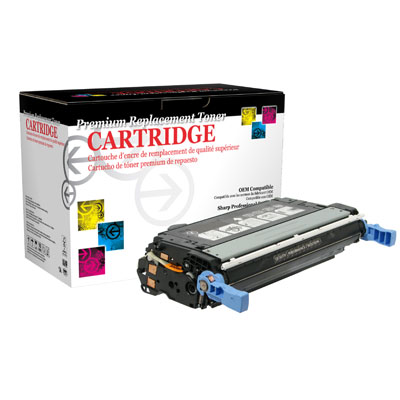 West Point 115527P Restored HP CB400A Black Toner from Am-Dig