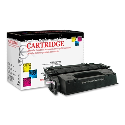 West Point 200174P Restored HP CE505X Toner from Am-Dig