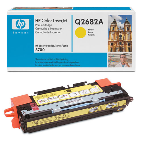West Point 200057P HP Q2682A Yellow Color Laser from Am-Dig