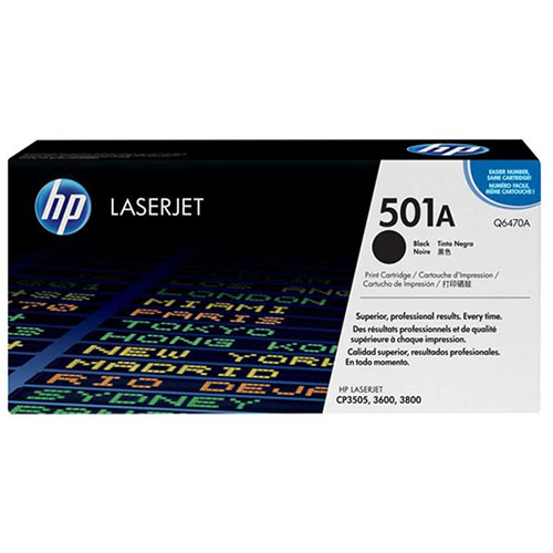 West Point 200081P HP Q6470A Black LaserJet Toner from Am-Dig