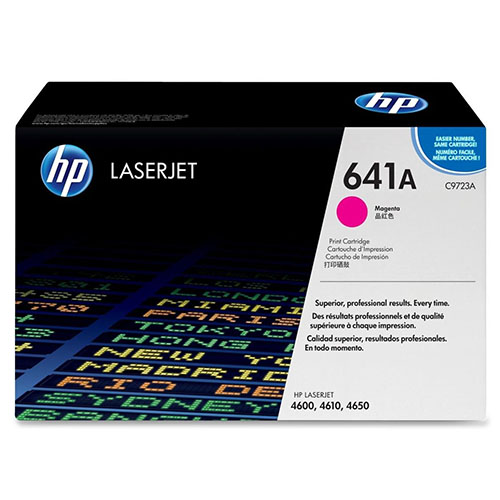 West Point 200167P HP Reman C9723A Magenta Toner from Am-Dig