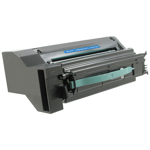 West Point 200519P Hi Yld Cyan Toner for Lexmark from Am-Dig