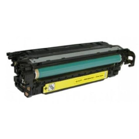 West Point 200567P HP CE402A Yellow Laser Cart from Am-Dig
