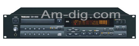 Tascam CD-450 from Am-Dig