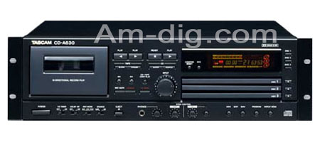 Tascam CD-A630 from Am-Dig