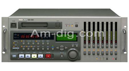 Tascam DA-98 from Am-Dig