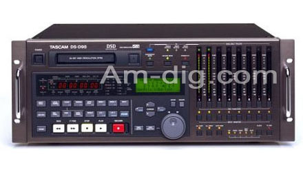 Tascam DS-D98 from Am-Dig