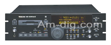 Tascam MD-801RMKII from Am-Dig