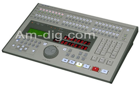 Tascam RC-898: DTRS Remote Controller from Am-Dig
