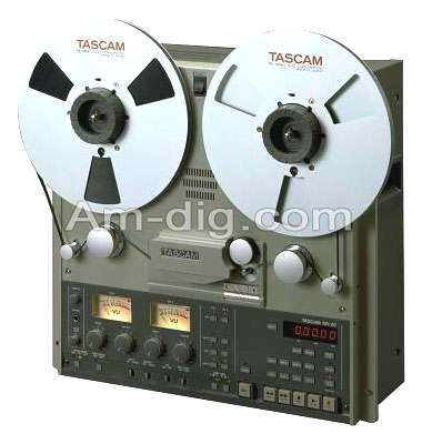 Tascam BR-20 from Am-Dig