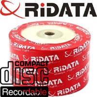 Ridata / Ritek Recordable CD-R