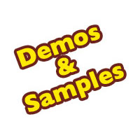 See what's in the Samples category.