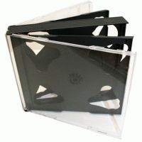See what's in the Multi Size CD Cases category.