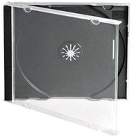 See what's in the Standard CD Cases - 10.2mm Thick category.