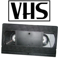 See what's in the VHS Tapes category.