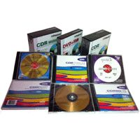 CD-R in Jewel Cases