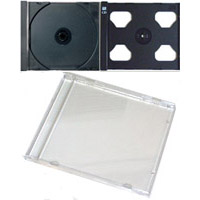 CD Jewel Case Parts