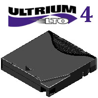 Ultrium LTO-4 Cartridges