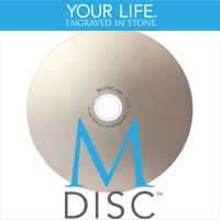 M-Disc 1,000 Year Archival DVD+M Media
