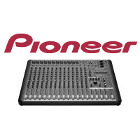 See what's in the Pioneer Mixers category.