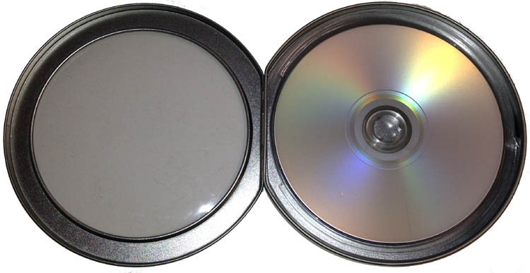 Three Discs without O-Ring