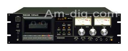 Tascam 112RMKII from Am-Dig
