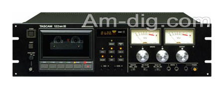 Tascam 122MKII from Am-Dig