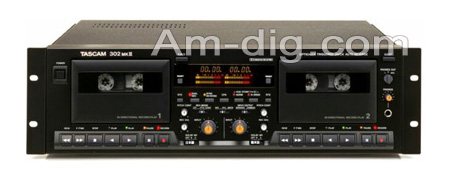 Tascam 302MKII from Am-Dig