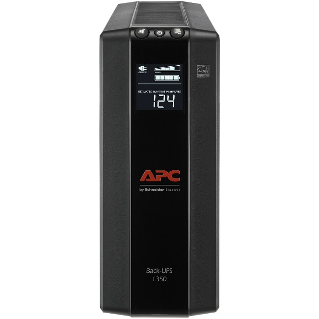 APC Back UPS Pro BX1350M BX 1350VA 8 Outlets AVR LCD in
