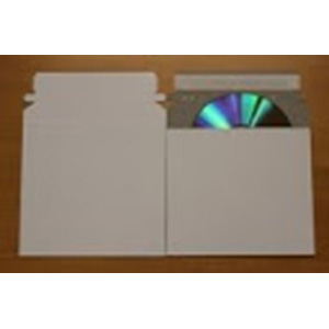 CD/DVD Cardboard Mailer -  7''x 9'' Size from Am-Dig