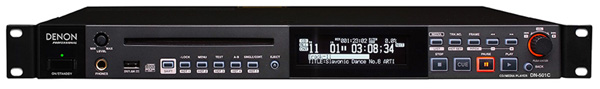 Denon DN-501C CD/Media Player from Am-Dig