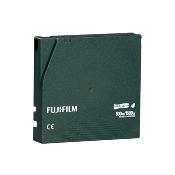 Fuji LTO Ultrium-4 800GB/1.6TB Barcode Labeled from Am-Dig