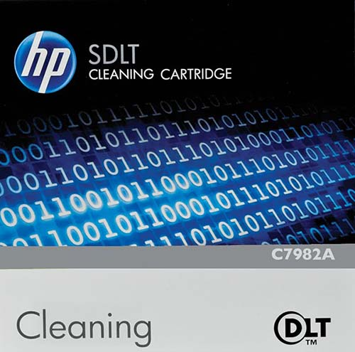 Hewlett Packard C7982A Super DLT Cleaning Cartridg from Am-Dig