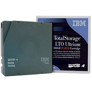 IBM 95P4450 LTO Ultrium-4 800GB/1.6TB WORM
