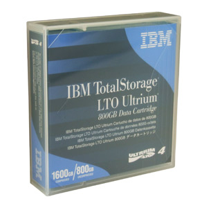 IBM 95P4436 Ultrium LTO-4 Cartridge 800GB/1600GB