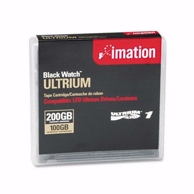 Imation 41089: 1/2 Inch Ultrium LTO-1 Cart 1998ft from Am-Dig