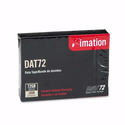 Imation 17204A: 1/8 Inch DAT 72 Cart 170m 36GB from Am-Dig